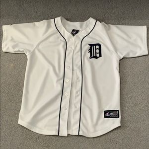 Authentic Tigers Jersey